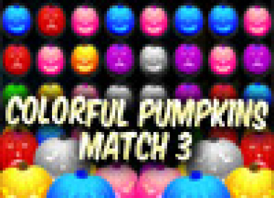 Colorful Pumpkins – Match 3