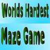 Worlds Hardest Maze Game Level 1